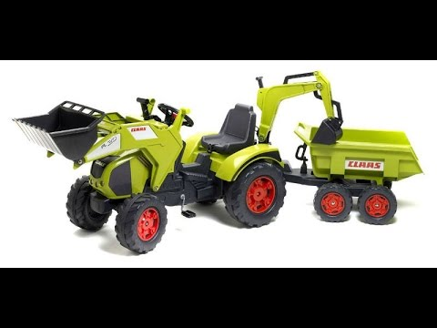 kids ride on toy pedal tractor tractor toy for kids