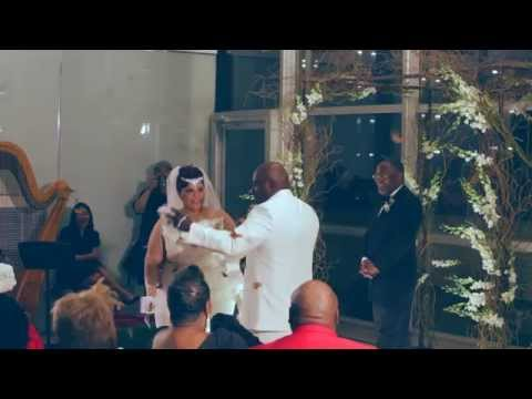 DAVID AND TAMELA MANN 25th wedding Anniversary