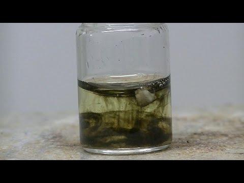 Ruthenium Chemistry: RuO4 + NaBH4 (RuO2) (?)