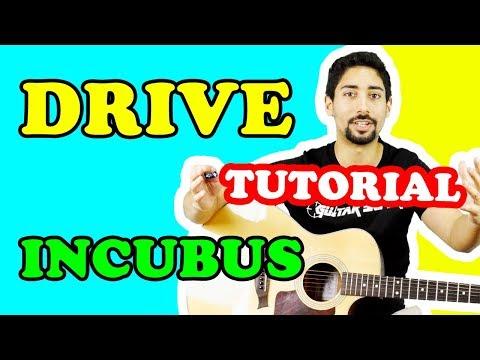 CANZONE FACILE DA SPIAGGIA 🎸: Drive - Incubus (Tutorial Chitarra Acustica)