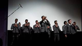 My Name Is Khan - Sajda / Tere Naina - Chai-Town (a cappella) [Live]