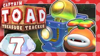 🔴 CAPTAIN TOAD: TREASURE TRACKER 🍄 #7: Wo bist du, Kapitän Toad?