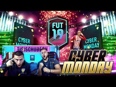FIFA 19:CYBER MONDAY Pack Opening + TDW SBCs