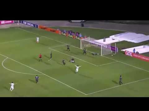 Santos 3 X 2 Santa Cruz - Melhores Momentos - Brasileirão 2016