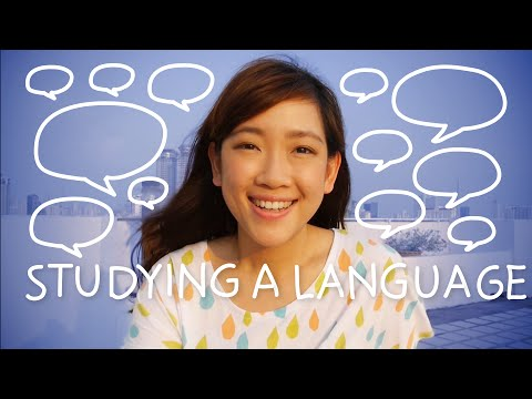 Weekly Thai Words with Ja - Studying a Language