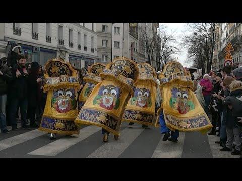 Carnaval De Paris 21e