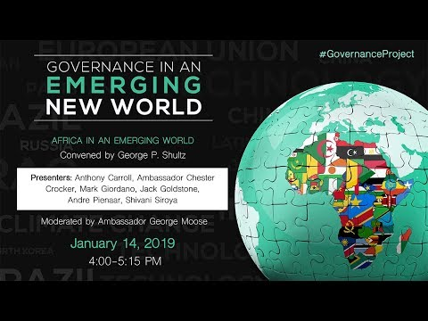 Africa in an Emerging World