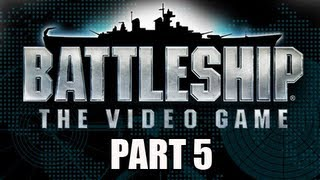 Battleship Walkthrough - Part 5 Secure the Airfield PS3 XBOX PC Let