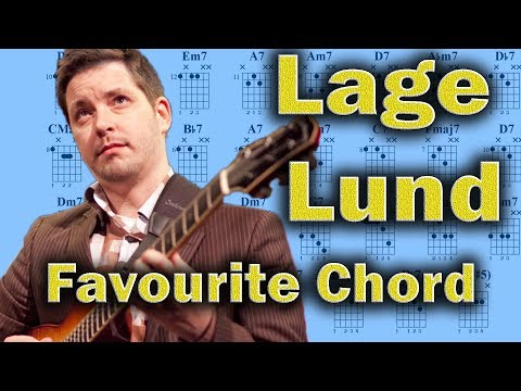 Lage Lund - Favourite Voicing and Solid licks!