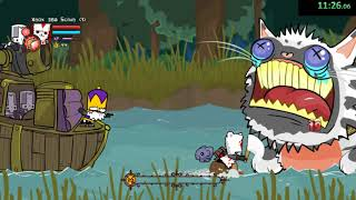 [World Record] Castle Crashers Any% NG+ speedrun in 1:01:48