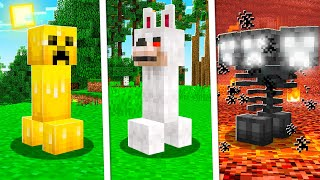 10 NEW Creepers Minecraft NEEDS To Add!