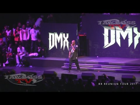 RUFF RYDERS REUNION TOUR W/ DMX