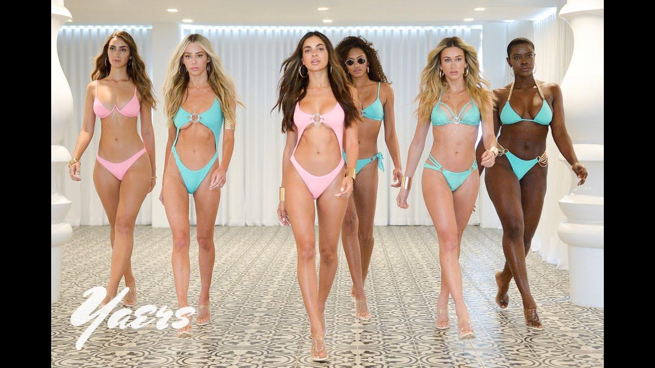 Beach Bunny Swimwear Fashion Show 2021 Special Edition Full Show