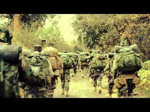 Video motivacional de ingreso a la Escuela Militar.