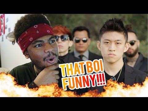 LMAO🔥😂| Rich Brian - watch out! | REACTION!!!