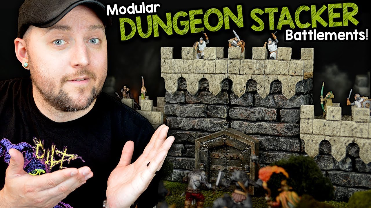 Dungeon Stackers