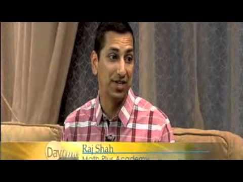 Dr. Raj Shah on Daytime Columbus - Inspiring Girls into STEM fields