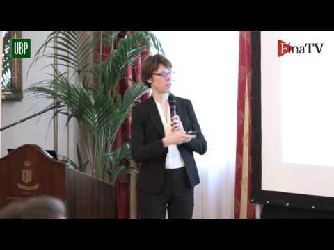 UBP conferenza a Milano di Christel Rendu de Lint (Parte 4)