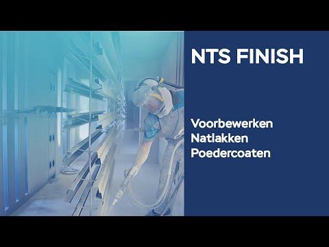 NTS Finish: Priming, Wet coating, Powder coating