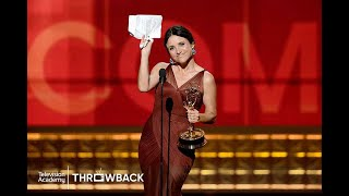 Julia Louis-Dreyfus Wins Her Very First 'Veep' Emmy! | Television Academy Throwback
