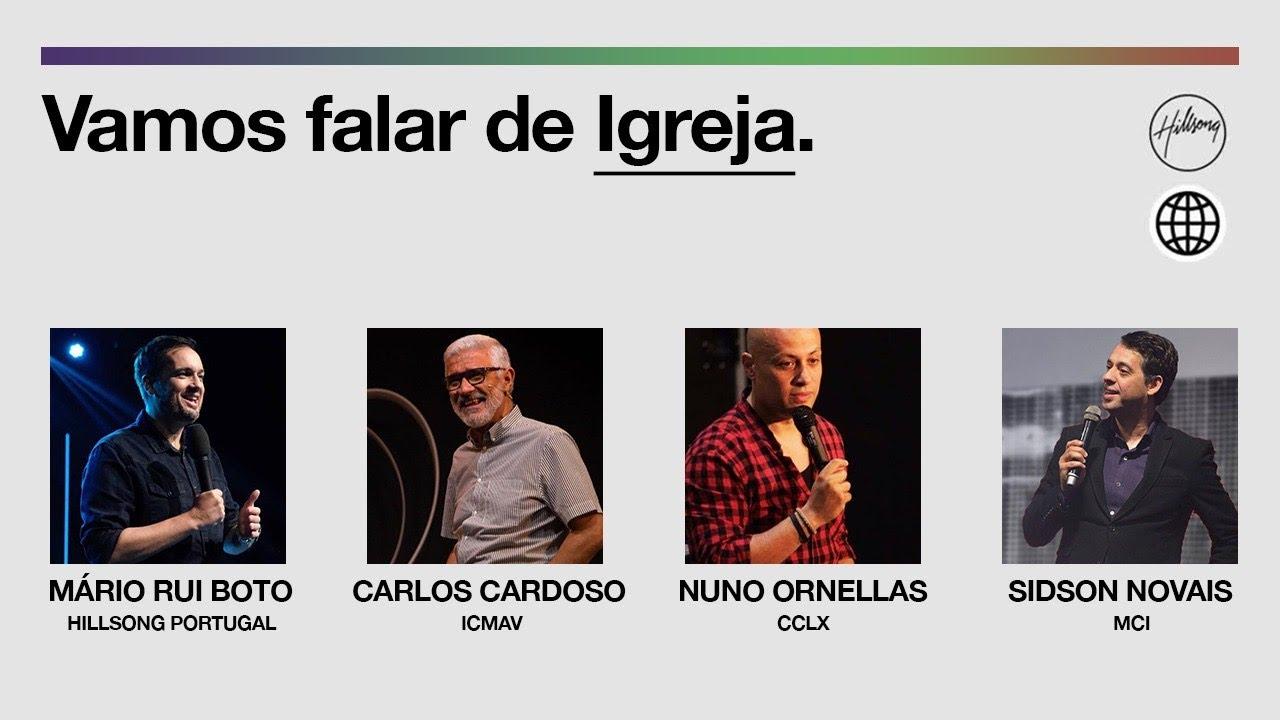 Vamos falar de igreja | Hillsong Portugal
