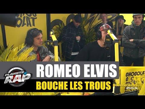 Roméo Elvis - Bouche les trous #PlanèteRap