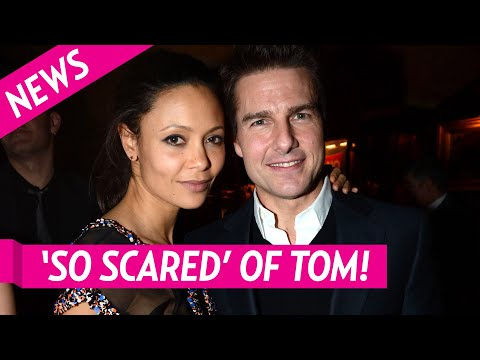 Thandie Newton Admits She 'Was So Scared' of Costar Tom Cruise