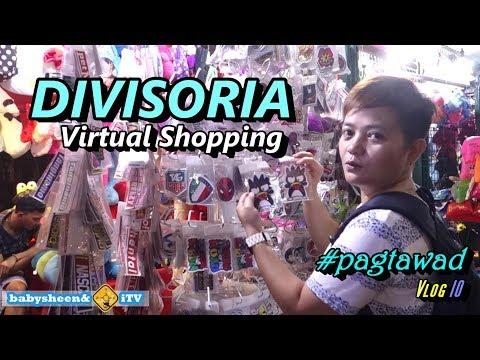 Divisoria Virtual Shopping Experience I Vlog 10