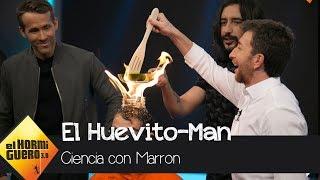 Huevito-Man, el nuevo superhéroe de 'El Hormiguero 3.0' - El Hormiguero 3.0 thumbnail