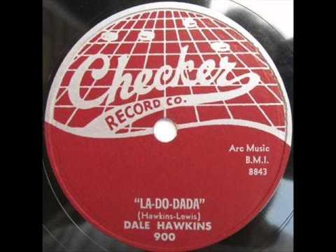 DALE HAWKINS La-Do-Dada 1958 - YouTube