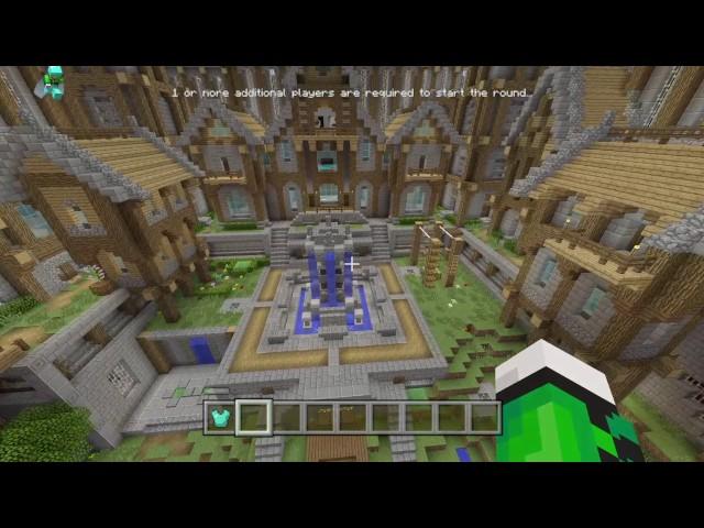 Minecraft kuinka paeta minipeli lobbysta