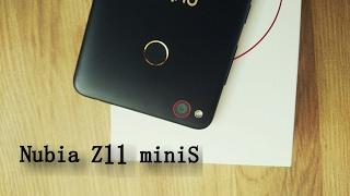 Nubia Z11 mini S черно-золотой красавец. Распаковка.