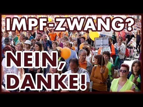 Demo Berlin: Nein zum Impf-Zwang!