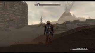 The Elder Scrolls V: Skyrim. Мертвый трэлл. Редоранский стражник. Прохождение от SAFa