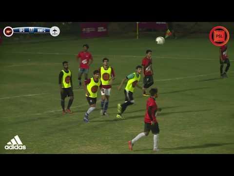 Adidas Match Highlights - Gunners FC VS Nightswatch FC