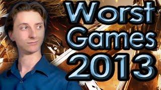 Top Ten Worst Games of 2013   ProJared