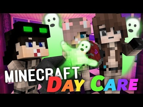 GHOST BUSTERS | Minecraft Daycare [Ep.21 Minecraft Roleplay]