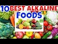 For Best Health You Should Eat These 10 Alkaline Foods