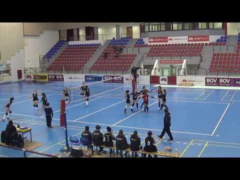 Swieqi Phoenix Vs Paola Volley 2018-19 Superleague RD 2   PART 1