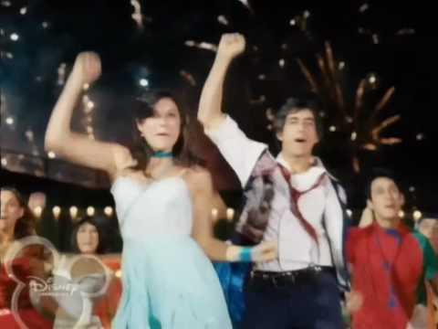 Viva High School Musical Mexico - Vreau Sa Cant, Sa Dansez