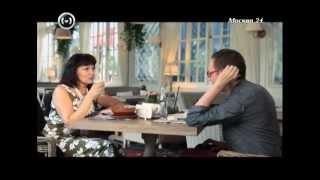 """За обедом"": Елена Чарквиани рассказала об отличии мюзиклов от оперетт"