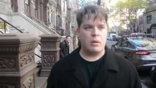 10 Hours of Walking in NYC as a Fat Man -  PARODY