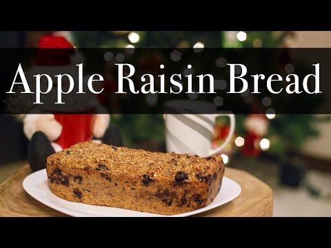 Apple Raisin Bread | The Sunday Project