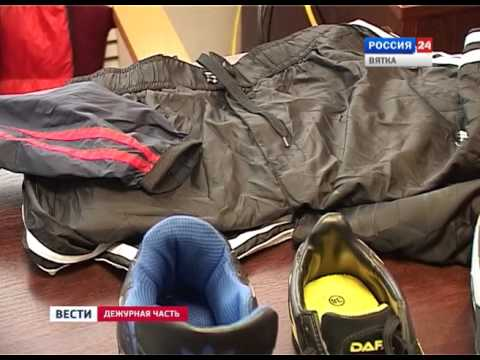 Вести. Дежурная часть (24.10.2015) (ГТРК Вятка)