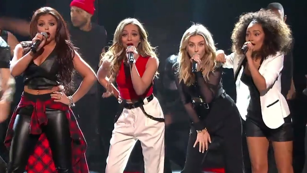 "Little Mix Perform ""Move"" on X Factor & Top 6 Results! X"