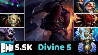 DIVINE 5 TOP 20 SPEC/LION/VS STREAM 7AM PST