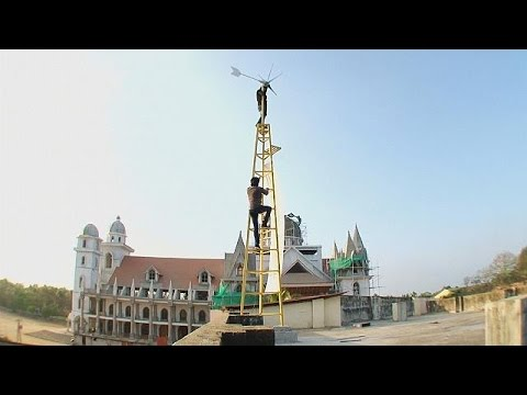 Inde : énergie éolienne, du local au global - science