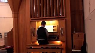 Star Trek on Church organ - A musical journey