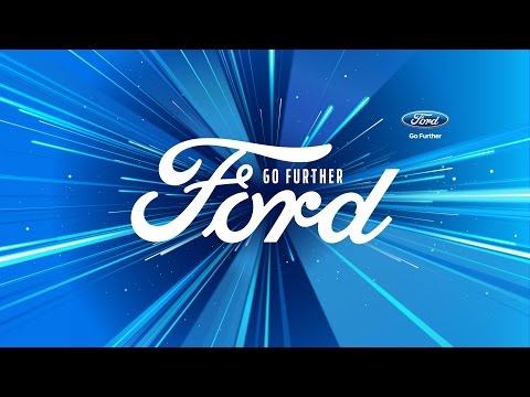 Ford: Go Further Event 2016 - English