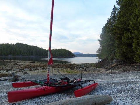 Solo Kayak Hammock Camping Trip to Fin Island